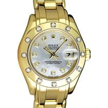 Rolex Lady-Datejust Pearlmaster 80318 pre-owned