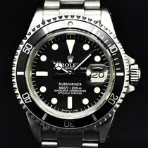 Rolex Submariner Date 1680 1980 pre-owned
