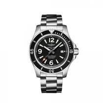 Breitling Superocean new Automatic Watch with original box and original papers A17367D71B1A1
