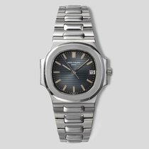 Patek Philippe Nautilus Steel 37.5mm Blue United States of America, New York, New York