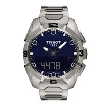 Tissot Men's T091.420.44.041.00 T-Touch Expert Solar Blue...