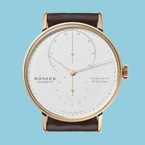 NOMOS 952 Rose gold 2019 Lambda 39mm new