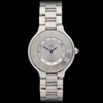 Cartier Must de 21 Stainless Steel Ladies 1340 - W4032