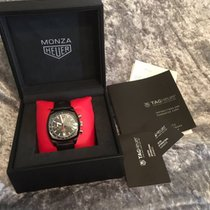 TAG Heuer Monza Titanium 42mm Black No numerals United Kingdom, Reading