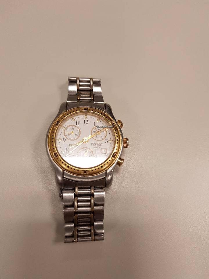 Tissot PR50 eladó 18 414 Ft Magáneladó státuszú eladótól a Chrono24-en 7e69f79628