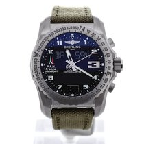 Breitling Men's EB50102W/BE38/105W Cockpit B50 Night...