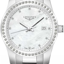 Longines Conquest Quartz 36mm L3.401.0.87.6