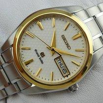 Seiko Grand Seiko Quartz SBGT038 - Steel & Gold 18 K