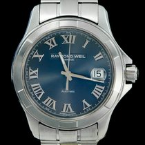 Raymond Weil Parsifal Acero 39mm Gris Romanos