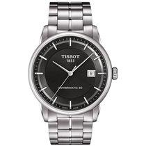 Tissot 41mm Automatisch nieuw Luxury Automatic Grijs