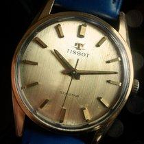 Tissot 1963 Tissot Seastar Gold-Plated Men's Watch