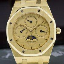 Audemars Piguet 25820 Royal Oak Perpetual Calendar Yellow Gold...