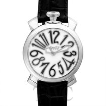 Gaga Milano Manuale 40MM Steel 40mm - 5020.05