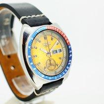 Seiko Chronograph 41mm Automatik 1974 gebraucht