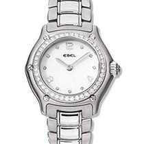 Ebel 1911 Steel Mother of pearl Arabic numerals United States of America, New York, New York