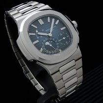 Patek Philippe Nautilus Power Reserve Moonphase Ref. 5712/1A-001