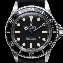 Rolex 5513 Vintage 5513 Matte Dial Submariner GREAT PATINA...