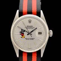 """Rolex Datejust """"Cool Mickey"""" Vintage - Ref. 1601 - Jahr..."""