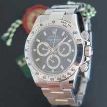 Rolex Daytona tweedehands 40mm Staal