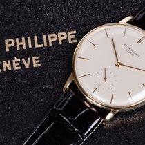 """Patek Philippe NOS condition, """"Amagnetic"""" Calatrava ref. 3410,..."""