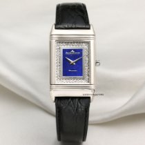 Jaeger-LeCoultre Or blanc Quartz 23mm occasion Reverso (submodel)
