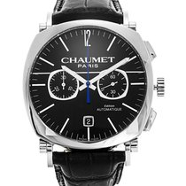 Chaumet 40mm Automatic 2006 pre-owned Dandy Black