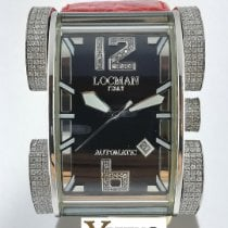 Locman Steel Automatic 501 pre-owned