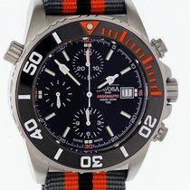 Davosa Argonautic Lumis Zeljezo 42.5mm Crn