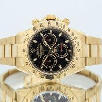 Rolex 116528 Gelbgold 2006 Daytona 40mm gebraucht