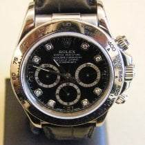 Rolex Or blanc 40mm Remontage automatique 16519 occasion