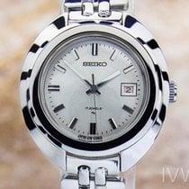Seiko Reloj de dama 26mm Cuerda manual usados Solo el reloj 1960