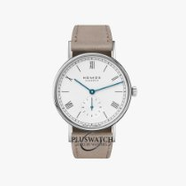 NOMOS 244 Steel 2019 Ludwig 33 33mm new