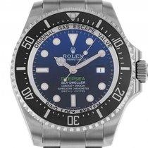 Rolex Sea-Dweller Deepsea pre-owned 44mm Date Steel