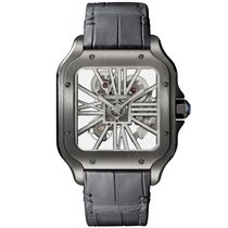 Cartier Steel Automatic WHSA0009 pre-owned United States of America, New York, New York