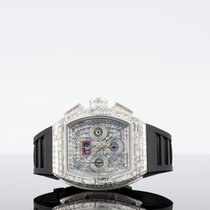 Richard Mille Bjelo zlato Automatika Bez brojeva nov RM 011