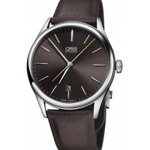 Oris Dexter Gordon Limited Edition Steel 40mm Grey