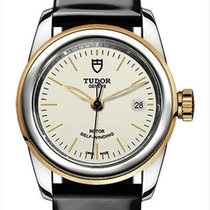 Tudor Glamour Date 51003-0027 New Steel 26mm Automatic