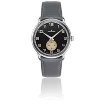 Junghans Steel 37.7mm Manual winding Meister Driver new