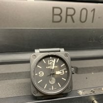 Bell & Ross Ceramic 46mm Automatic BR0192-10TH-CE new