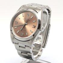 Rolex Air King Precision Steel 34mm