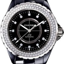 Chanel Ceramic 42mm Automatic H2014 pre-owned