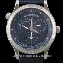 Jaeger-LeCoultre Platinum Automatic 37mm pre-owned Master Geographic