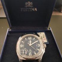 Festina Steel 47mm Automatic new