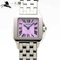 Cartier Santos Demoiselle new Quartz Watch with original box and original papers W2510002