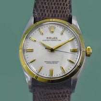 Rolex 6565 Acero 1957 Oyster Perpetual 34.1mm usados