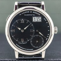 A. Lange & Söhne Grand Lange 1 White gold 40.9mm Black United States of America, Massachusetts, Boston