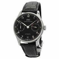 IWC IW500109 Steel Portuguese Automatic 42.3mm pre-owned United States of America, New York, New York