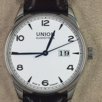 Union Glashütte Steel Automatic White Arabic numerals 40,00mm new Noramis Big Date