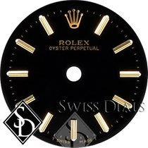 Rolex Oyster Perpetual Black Stick Marker T Swiss Made T Dial...