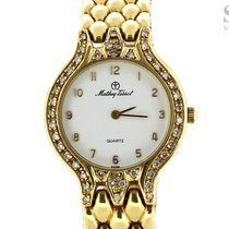 Mathey-Tissot 18K Gold Diamonds